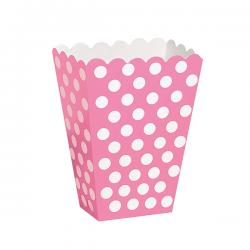 BOX POPCORN HOT PINK